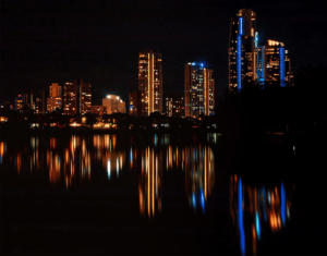 OP-3STAR-001-1246021-Gold Coast reflections.-Mike Morgan