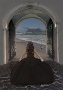 CV-Hon Bronze-002-1355800-Doorway to a dream-Louisa van Niekerk