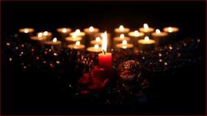 Christmas Lights -Jen Adam