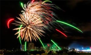 Durban Fireworks-Conrad Kelsey
