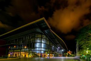ICC by night-Ann Sartor