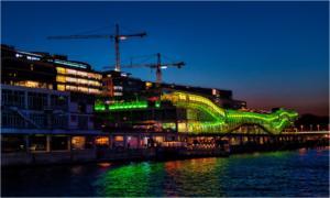IC-Hon Platinum-001-1329005-Night Lights from the Seine-Pieter Venter